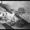 Floral shop, Southern California, 1929