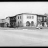 Duplex, 6724 Beverly Boulevard, Los Angeles, CA, 1929