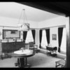 Mr. Minster Private Residence, Southern California, 1925