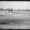 Aqua planing etc. at Lido Isle, Newport Beach, CA, 1928