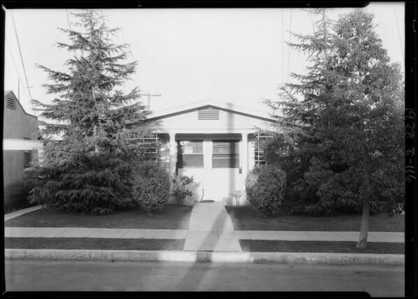 1188 North Mariposa Avenue, Los Angeles, CA, 1928