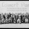 New salesman group, Leimert Park, Los Angeles, CA, 1928