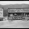 Kemp's full line in Eagle Rock, Los Angeles, CA, 1931
