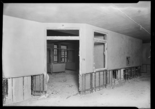 County Hospital, Fallgren Co., Los Angeles, CA, 1931