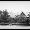 Home of W.T. Bishop, 1342 West Adams Boulevard, Los Angeles, CA, 1925