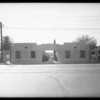 6107-6111 South Avalon Boulevard, Los Angeles, CA, 1928
