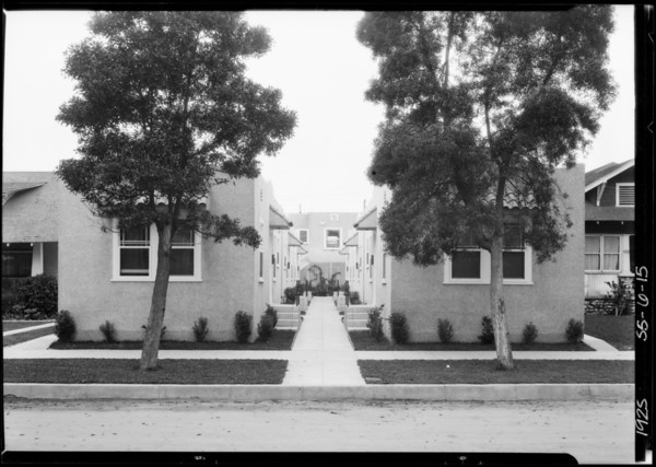957 West 45th Street, Los Angeles, CA, 1925