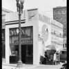 Ticket office at 636 South Olive Street, Los Angeles, CA, 1928