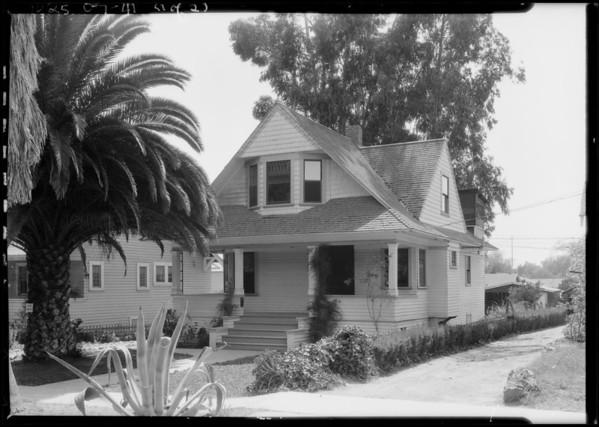 1837 North Alexandria Avenue, Los Angeles, CA, 1925