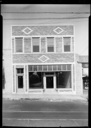 1272 North Fair Oaks Avenue, Pasadena, CA, 1925