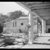 Stearn's residence and Mexican home, Southern California, 1931