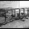 Plumbing at new University of California, Los Angeles, Los Angeles, CA, 1928