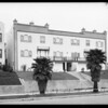140 North New Hampshire Avenue, Los Angeles, CA, 1925