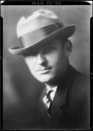 Joe Carter, Southern California, 1924