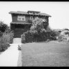 Home in Highland Park, Los Angeles, CA, 1925
