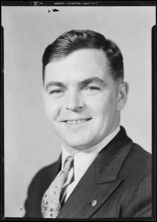 Mr. Austin L. Lord, Southern California, 1931