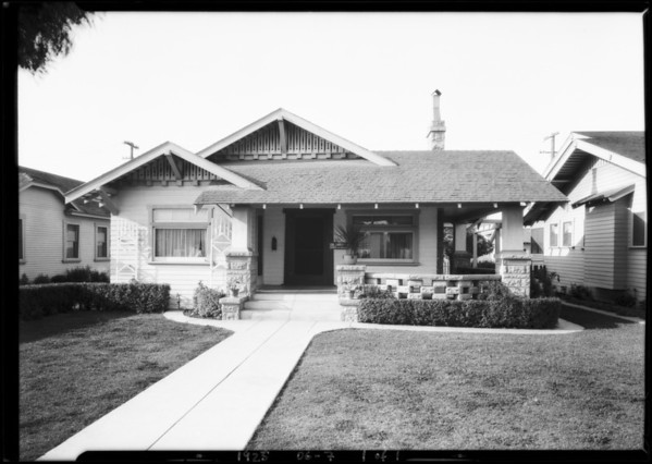 1516 51st Street, Los Angeles, CA, 1925