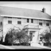 936 North Edgemont Street, Los Angeles, CA, 1928