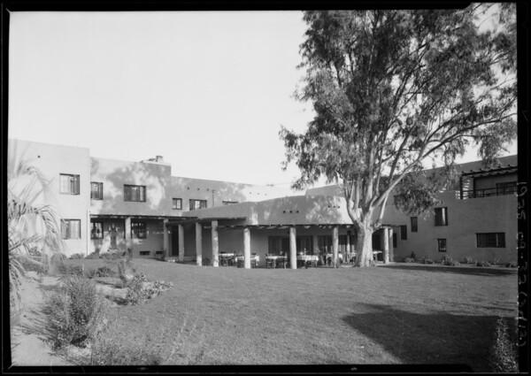 Aztec Hotel, 311 West Foothill Boulevard, Monrovia, CA, 1925