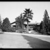 Southeast corner of Mar Vista and Albany, Altadena, CA, 1925