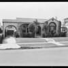 609 North Edinburgh Avenue, Los Angeles, CA, 1929