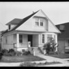 5528 Echo Street, Highland Park, Los Angeles, CA, 1925