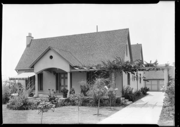 House, W. Dwight Hammond, Southern California, 1925
