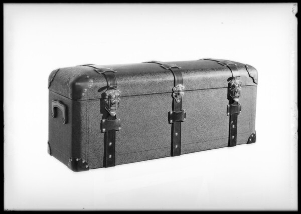Ford rolster trunk, Southern California, 1928
