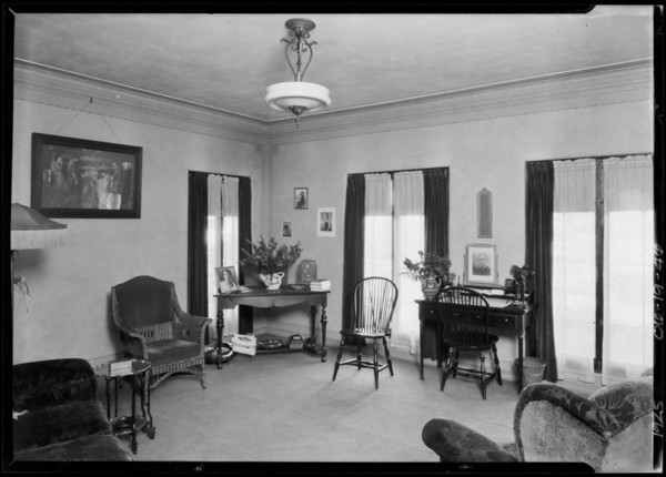 Eastman Apartments, 681 Shatto Place, Los Angeles, CA, 1925
