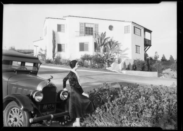 City Terrace publicity, Los Angeles, CA, 1931