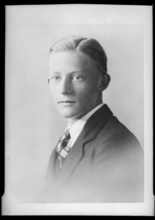 Darwin, Southern California, 1931