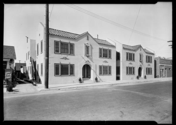 807 West 43rd Street, Los Angeles, CA, 1925