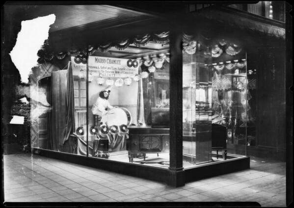 Southern California Music Company, Southern California, 1924