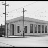 Property at University Avenue & West Jefferson Boulevard, Los Angeles, CA., 1925