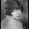 Copies of girl, Robert Plunkett, Southern California, 1927