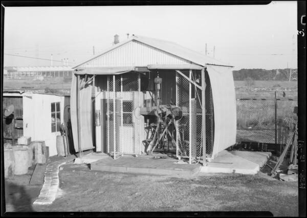 Catalogue shots, Axelson Machine Co., Southern California, 1928