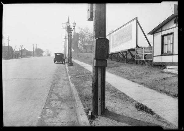 Buick sedan, assured Mrs. W. E. McCully, Southern California, 1930