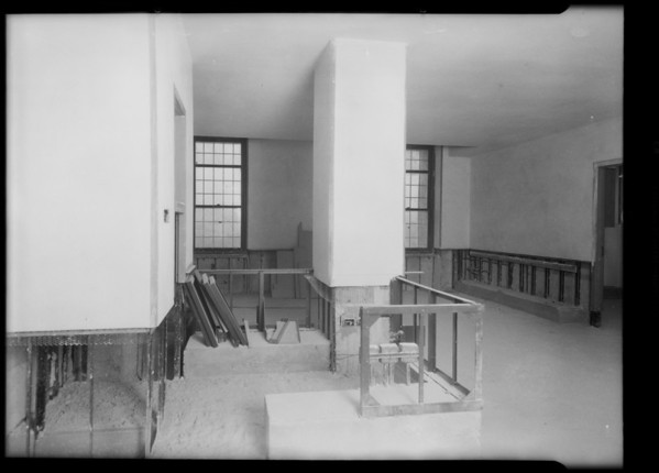 Installation, County Hospital, Los Angeles, CA, 1931
