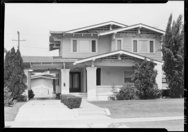 2109 Buckingham Road, Los Angeles, CA, 1928