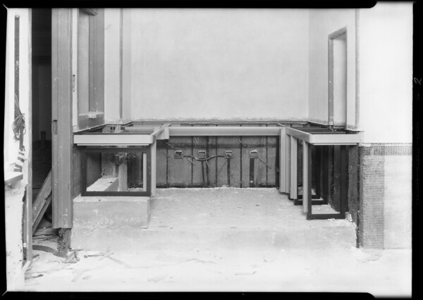 County Hospital, General Fireproofing Co., Los Angeles, CA, 1931