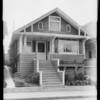 122 Hart Avenue, Santa Monica, CA, 1927