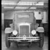 Oil trucks for Marsh, the artist, Southern California, 1931