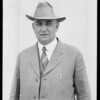 Mr. Mince, new sales manager, Southern California, 1928