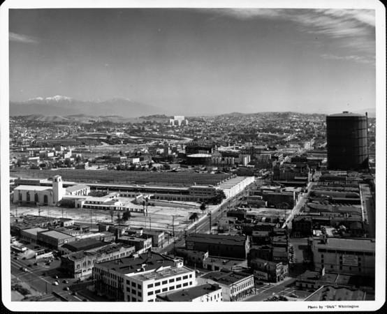 Union Station (800 North Alameda Street) in Los Angeles, CA