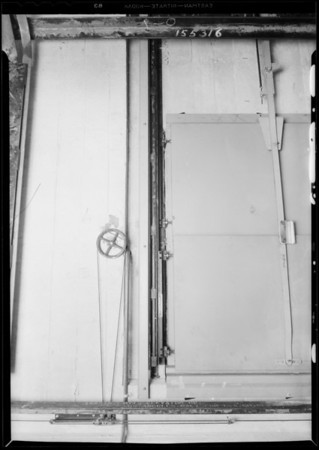 County Hospital, Otis Elevator, Los Angeles, CA, 1931