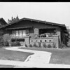 5513 Atlas Street, Los Angeles, CA, 1925