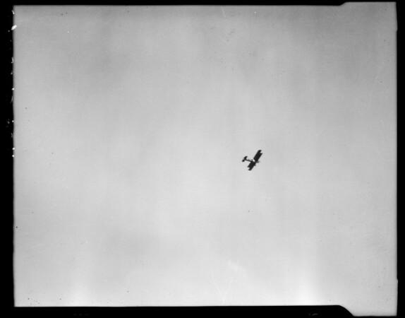World Flyers, Southern California, 1924