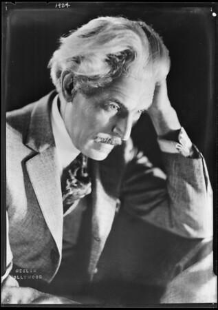 Joe Swirbard, Southern California, 1924