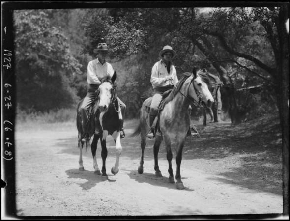Glen Oaks, Southern California, 1927