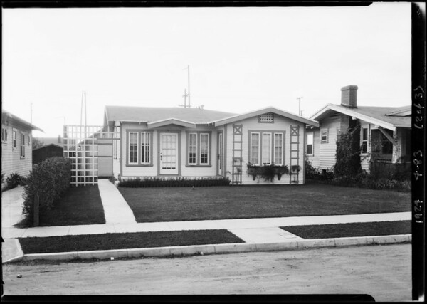 Hammond & Pierce, Los Angeles, CA, 1924